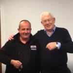 Paul Conroy and Gerry Treacy