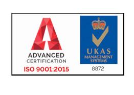 9001 2015 - 9K colour logo - image