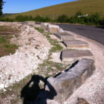 Aesthetically pleasing barrier