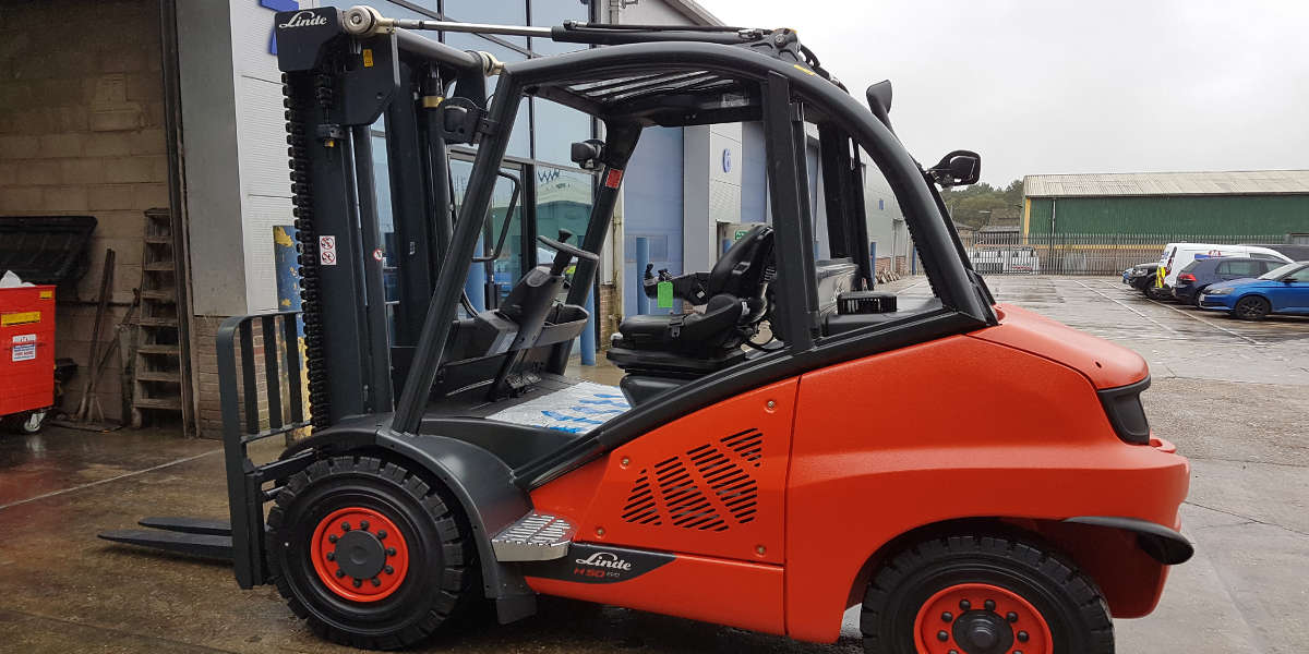 Airside Forklift Hire