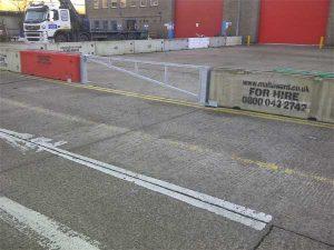 Gatesafe barrier