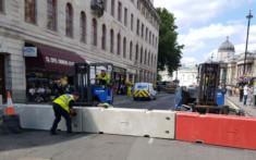 TVCB Concrete Barriers