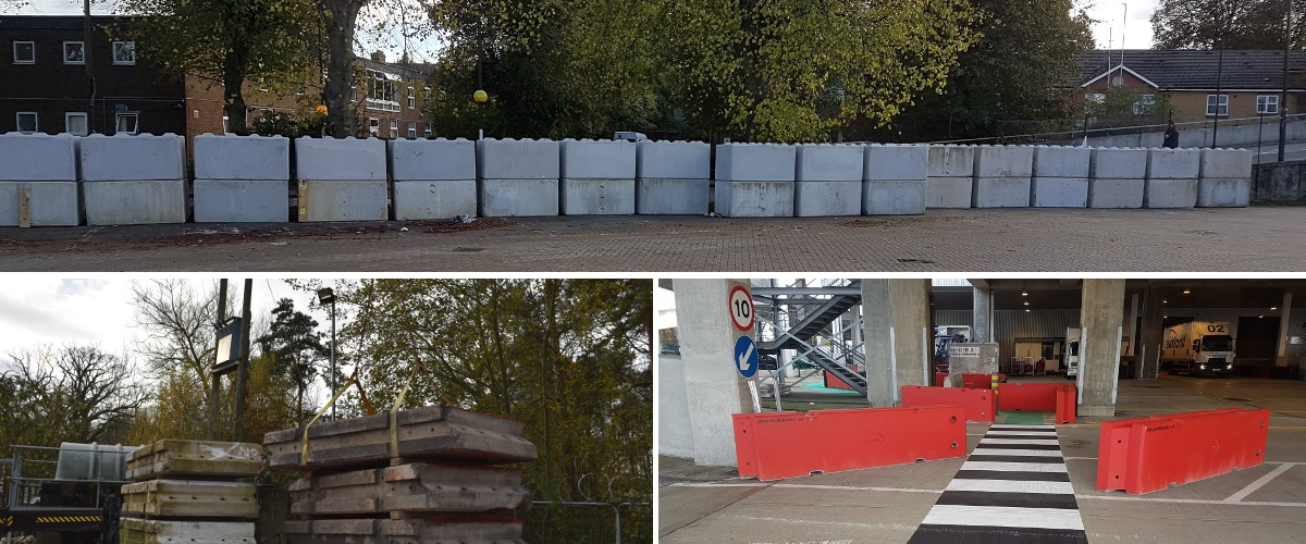 Concrete Barriers for Sale Hero Image