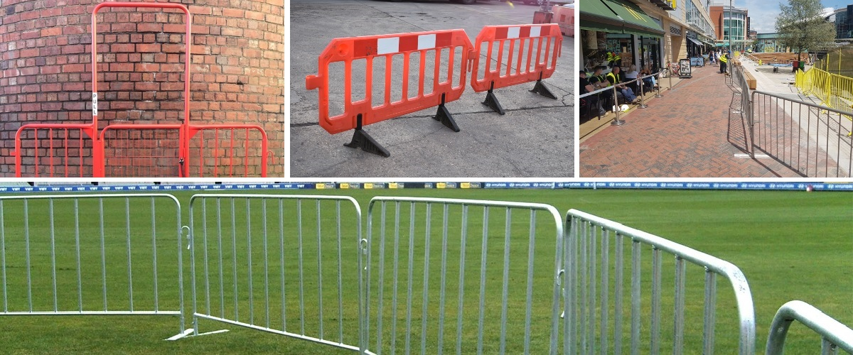 Crowd Barrier Hero Image
