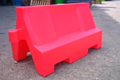 Euro Plastic Road Barriers