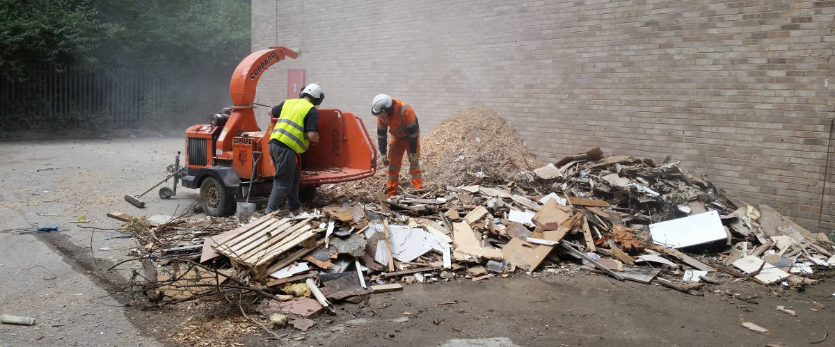 Fly Tipping Removal and Clearance