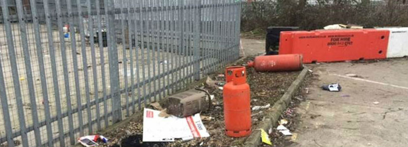 Flytipping clearance