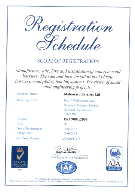 ISO 900120081
