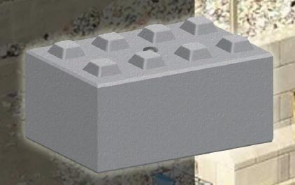 Malta XL Lego Interlocking Concrete Block