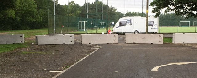 Concrete Barrier Protection