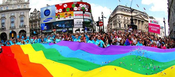 London Gay Pride 2017