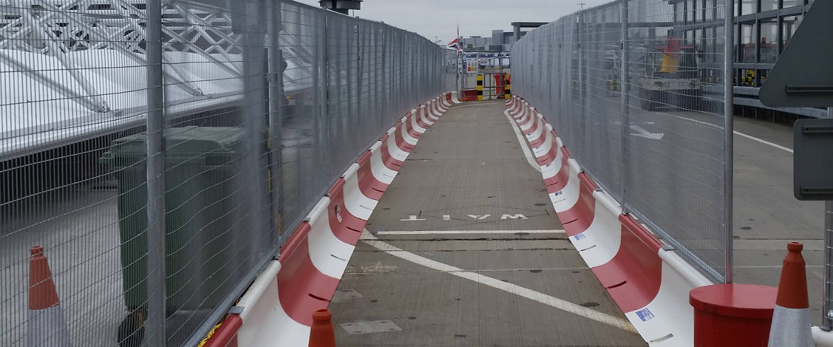 MASS Safety Barriers