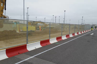 Mass Safety Barriers - Homepage Image