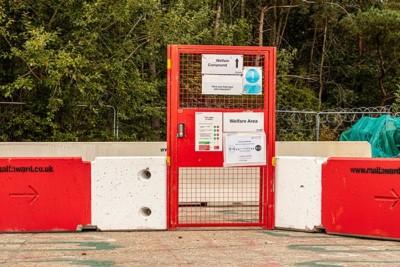 TVCB Gate System