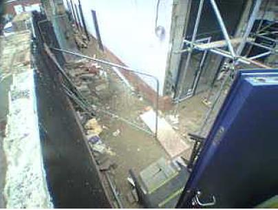 CCTV Site Security Installation