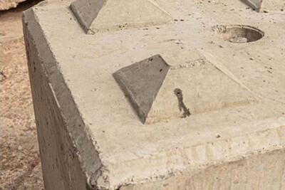 XL Interlocking Concrete Block image