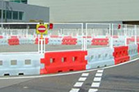Heavy Duty Road Barriers Image