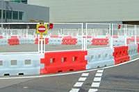 Heavy Duty Road Barriers Image