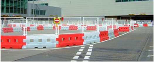 Heavy Duty Road Barriers