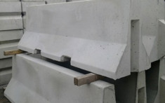 Interlocking Jersey Barriers