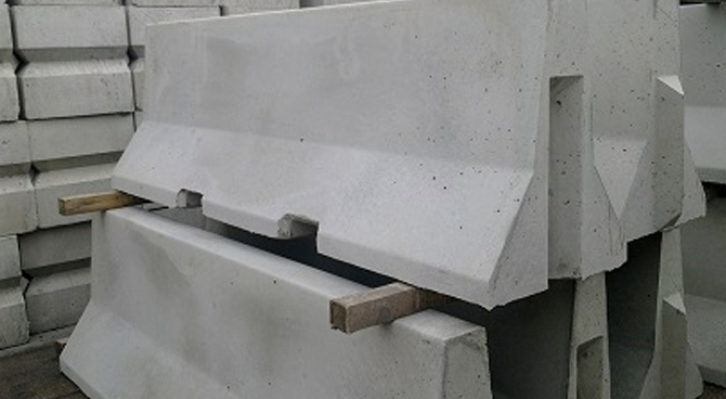 Concrete Barriers & Blocks For Sale & Hire Nationwide