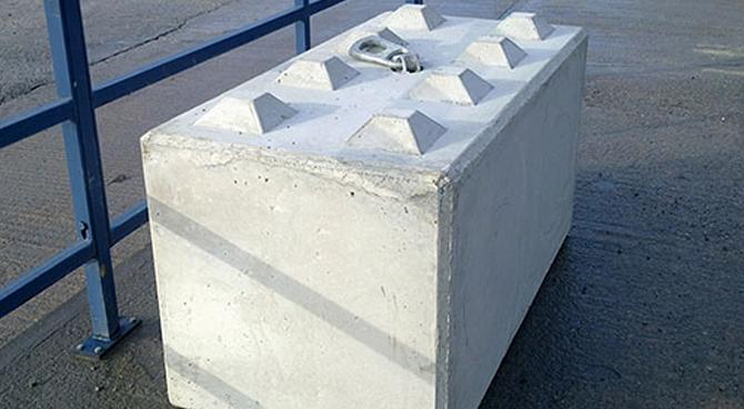 Malta XL Interlocking Concrete Blocks