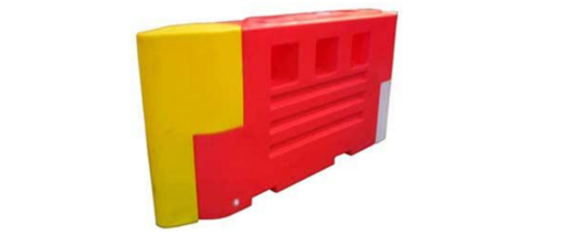 Heavy Duty Road Barrier End Stop
