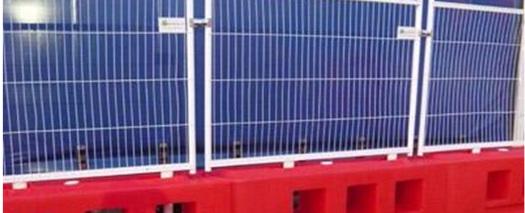 RB2000 Mesh Hoarding Panels